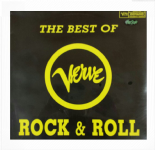 LP / VA ✦✦ THE BEST OF VERVE ROCK'N'ROLL ✦✦